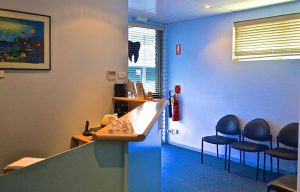 Cardiff Dental Reception | Dentist Cardiff