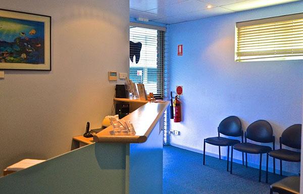 Cardiff Dental Parking Area | Dentist Cardiff