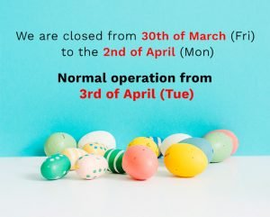 Cardiff Dental Easter holiday hours