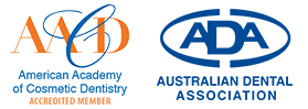 American Academy Of Cosmetic Dentistry | Cardiff Dental | Australian Dental Association