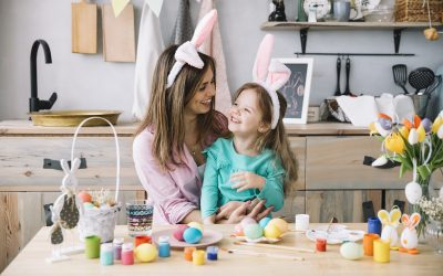 Top 8 Ideas for Easter at Home from your Cardiff dentist