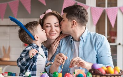 Top 8 Ideas for Easter at Home from Cardiff Dental